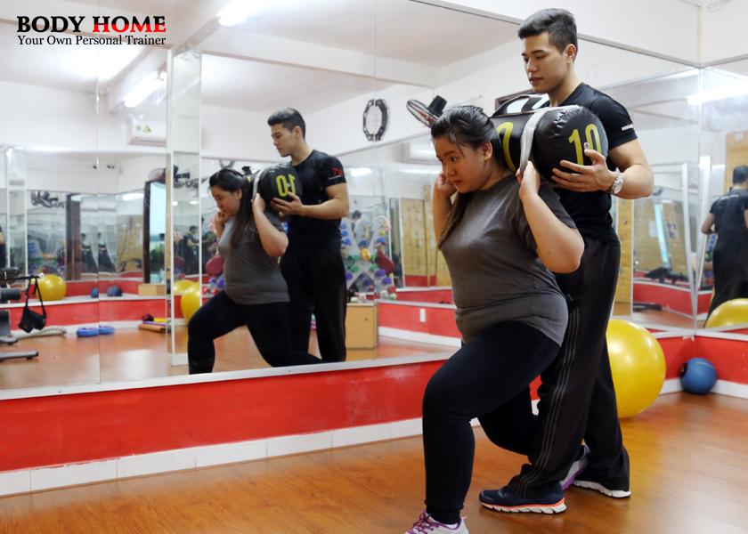 Gói tập giảm cân 6kg