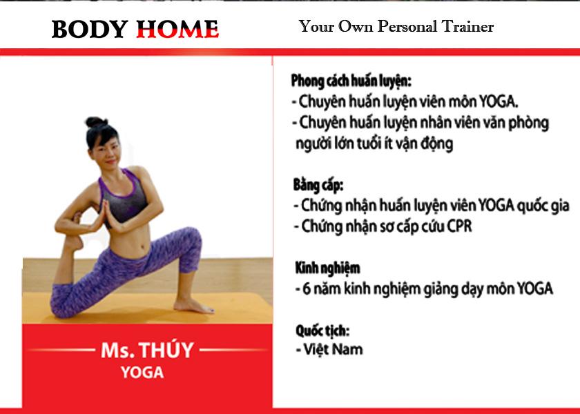 HLV Yoga Thúy